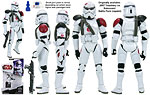 Saleucami Trooper (BD25) - Hasbro - Legacy Collection (2009)
