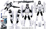 Clone SCUBA Trooper (BD27) - Hasbro - Legacy Collection (2009)
