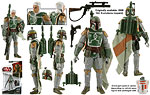 Boba Fett (BD36) - Hasbro - Legacy Collection (2009)