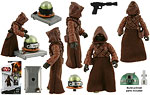 Jawa & Security Droid (BD39) - Hasbro - Legacy Collection (2009)