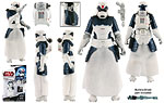 Concept Art Snowtrooper (BD48) - Hasbro - Legacy Collection (2009)