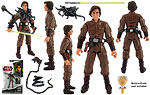 Jacen Solo (BD59) - Hasbro - Legacy Collection (2010)