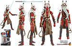 Shaak Ti (BD61) Visual Guide