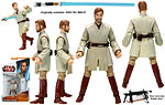 Obi-Wan Kenobi (SL03) - Hasbro - Legacy Collection (2009)