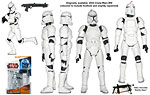Clone Trooper (SL04) - Hasbro - Legacy Collection (2009)