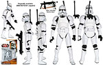 Clone Trooper (Revenge of the Sith) (SL12) - Hasbro - Legacy Collection (2009)