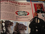 Entertainment Earth Darth Vader Exclusive Mini-Bust