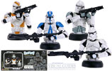 Clone Trooper Army Builder Set 3 - (Utapau Clone in Window) � Battle Damaged (SWS.com)