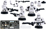 White Trooper (Battle Damaged with blaster) (Clone Trooper Army Builder Set 3) (SWS.com)