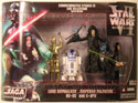 ROTJ Commemorative DVD Figure Set