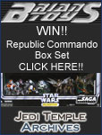 Win a Republic Commando Battle Pack!
