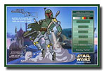 Boba Fett Animation Character Key
