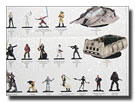 Force Unleashed Miniatures