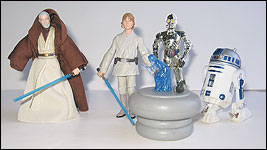 Resurgence Of The Jedi Research Droids Review