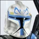 Captain Rex Mini Bust