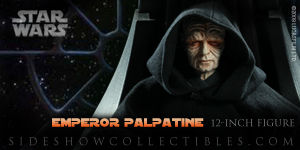 Emperor Palpatine 12-inch Figure and Imperial Throne Environment