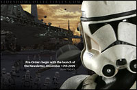 41st Elite Corps: Coruscant Clone Trooper 12-inch Figure Preview