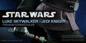 Pre-order the Luke Skywalker – Jedi Knight Premium Format Figure