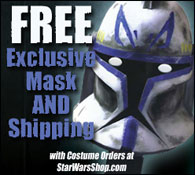 StarWarsShop.com Halloween Store
