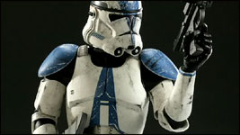 501st Clone Trooper Backstage Pass