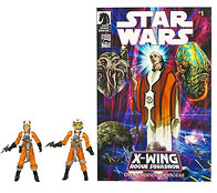 Entertainment Earth Exclusive Comic Packs Set!