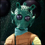 12 Inch Exclusive Greedo