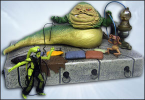 Jabba The Hutt Review