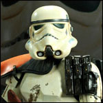 Research Droids Review: 12 inch Sandtrooper Squad Leader
