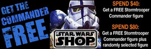 Star Wars Shop