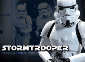 Sideshow Collectibles Premium Format Stormtrooper