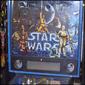 Data East Star Wars Pinball