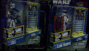 Star Wars Figures!