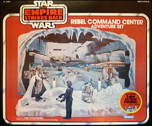 Vintage Rebel Command Center Adventure Set