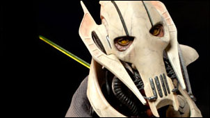Sideshow Collectilbes 12 Inch General Grievous