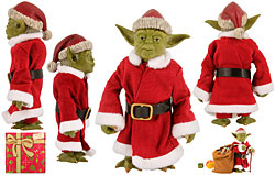 Sideshow Collectibles Holiday Yoda Visual Guide