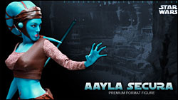 Sideshow Collectibles Premium Format Aayla Secura