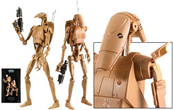 Battle Droids (Infantry) - Sideshow Collectibles