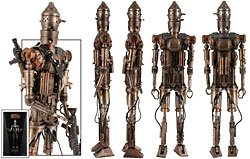 IG-88 (Assassin Droid) (Sideshow Collectibles)