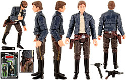 Han Solo (Bespin Outfit)