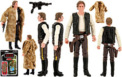 Han Solo (in Trench Coat) (VC62)