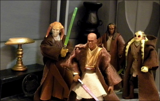 Jedi Temple Archives News Revenge Of The Sith Custom Dioramas