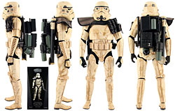 Sandtrooper (Desert Sands Detachment) - 1:6 Scale Figure - Sideshow Collectibles
