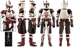 Commander Fox (Coruscant Guard) - 1:6 Scale Figure (Sideshow Collectibles)