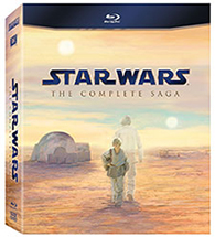 Star Wars on Blu Ray at Amazon.com