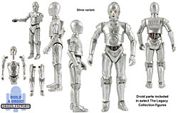 U-3PO (Build A Droid) - The Legacy Collection