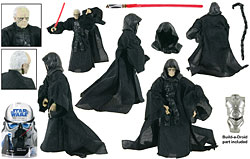 Emperor Palpatine (BD 39) - The Legacy Collection