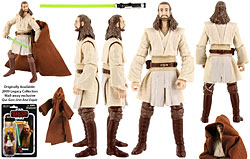 Qui-Gon Jinn - VC75 - The Vintage Collection