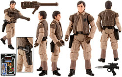 Colonel Cracken (Millennium Falcon Crew) (VC90) - The Vintage Collection