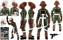 Rebel Pilot (Mon Calamari) (VC91) - The Vintage Collection