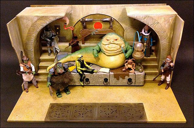 star wars jabba... Jabba's Palace